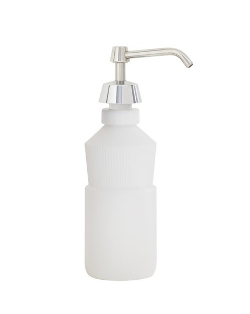 """Seachrome 'CAL Series' Deck Mount Liquid Soap Dispenser 6"""" Arm - SCAL-128-6"""