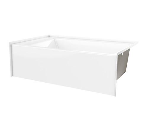Aquarius AcrylX™ Alcove Bathtub 60″ X 37″ X 22″ G 6036 TO MIN
