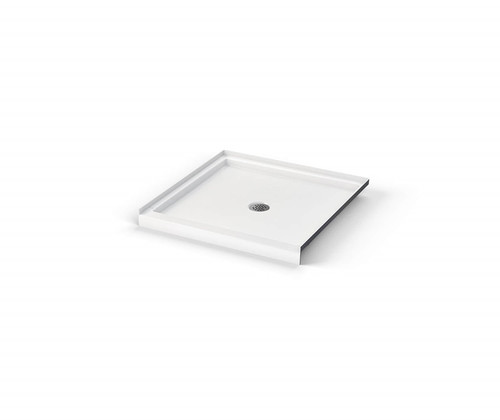 AQUARIUS ICON Shower Pan Center Drain 32″ X 32″ X 3″ SB 3232