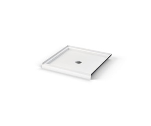 Aquarius ICON Shower Pan Center Drain 42″ X 42″ X 3″ SB 4242