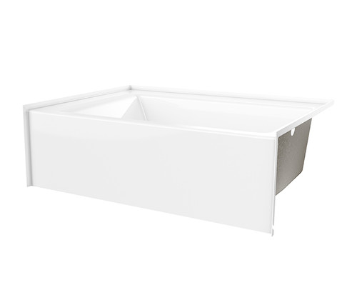 Aquarius AcrylX™ Alcove Bathtub 60″ X 43″ X 22″ G 6042 TO MIN