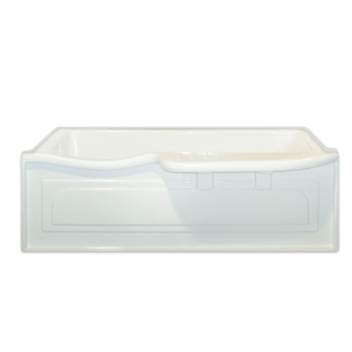 Aquarius CHA 6034 TO  Cast Acrylic Alcove Bathtub 32″ X 60″ X 18 7/8″