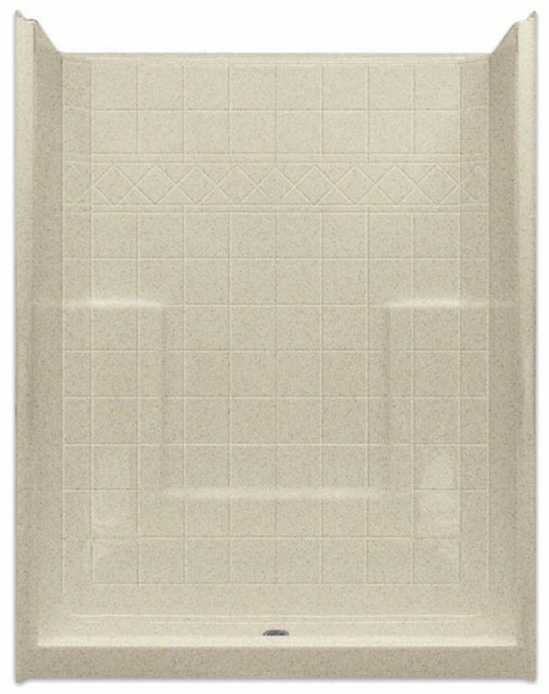 Aquarius Acrylx™ Millennia M 6033 SH NS Tile Alcove Shower 33″ X 60″ X 77 1/2″ ,  buy shower unit, shop bathroom showers, shower insert replacement, shower shower, standing shower replacement,  bathroom & shower,  bathroom shower inserts, bathroom shower kits, bathroom shower stalls,  bathroom stand up showers, barrier free shower stall, barrier free shower dimensions, no barrier shower, shower barrier,  barrier free bathroom,  barrier free shower design ideas,  barrier free shower enclosure, barrier free shower floor, barrier free shower ideas, barrier free shower stall