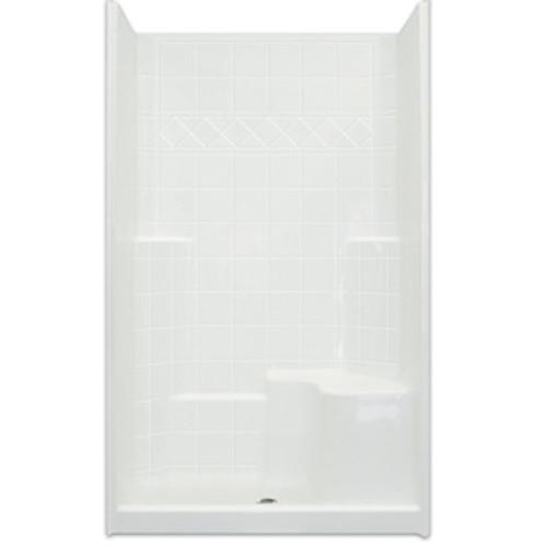 Aquarius AcrylX™ CHM 3648 SH Alcove Shower 37″ X 48″ X 80″