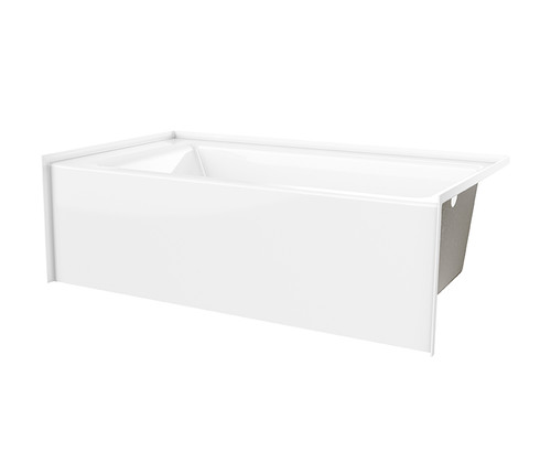 AQUARIUS ACRYLX™ G 6032 TO MIN Alcove Bathtub 33″ X 60″ X 22   Key benefits Modern minimalist soaking tub. Alcove bath Integral tiling flange(3T) Above floor rough Integral 19 in. skirt Slip-resistant textured bottom Left or Right hand drain AcrylX™ applied acrylic surface Lifetime limited warranty Attribute set Installation type : Alcove Material : AcrylX™ Series : Residential Residential Warranty : Lifetime limited Characteristics AcrylX™ Lifetime Warranty Modern minimalist design