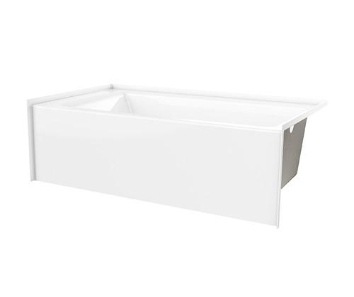 Aquarius AcrylX™ Alcove Bathtub 60″ X 33″ X 22″ G 6032 TO MIN