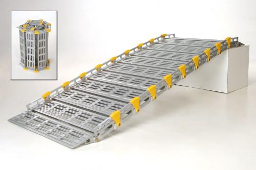 Roll-A-Ramp 4' x 26'' Ramp A12603A19