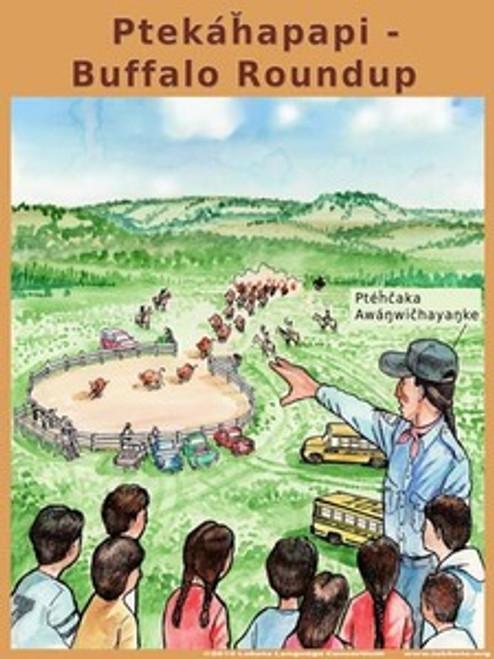 Buffalo Roundup (Buffalo Pasture)