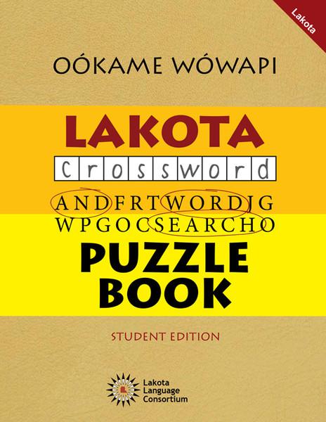 Oókame Wówapi - Lakota Puzzle Book Vol. 1 (Student Edition)