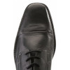 Sandro Moscoloni Gary Black Leather Oxfords