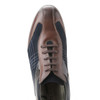 Mezlan Vega Brown & Navy Sport Lace-Ups