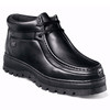 Stacy Adams Dublin II Black Leather Ankle Boot