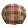Bigalli Boston Brown Wool Ivy Cap BOSTON 4013 BROWN