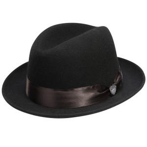 728a739b1e697 Dobbs Broadstreet Brown Fur Felt Hat