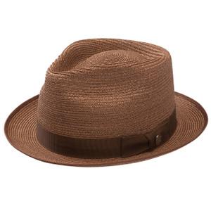 7de15963f0e76 Stetson Day Dreamer Chocolate Hemp Braid Ladies Straw Hat