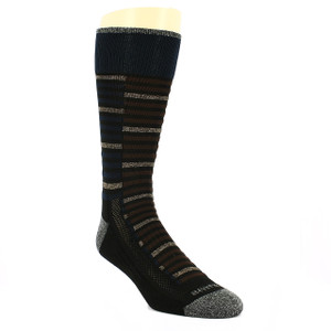 Remo Tulliani Seminole Charcoal & Multicolor Socks