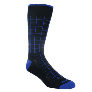 Remo Tulliani Navajo Navy & Blue Patterned Socks