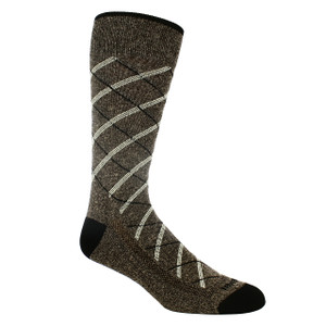 Remo Tulliani Cheyenne Brown & Multicolor Socks