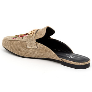Ninety Union by Lady Couture Vibe Taupe Sliders