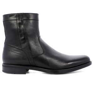 Florsheim Midtown High Fidelity Men Black Zipper Boot