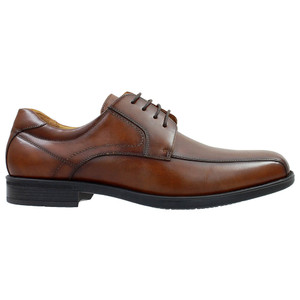 Florsheim Midtown Bike Toe Saddle Cognac Oxford