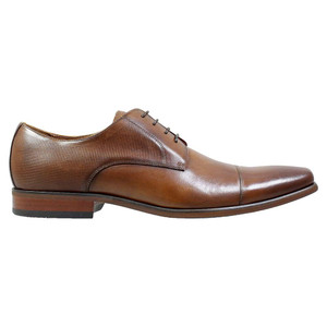 Florsheim Pro-Lace- Up Cap Toe Cognac Oxford