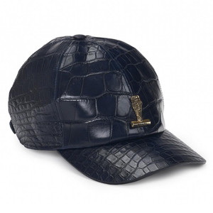 Mauri H65 Wonder Blue Body Alligator Men's Hat