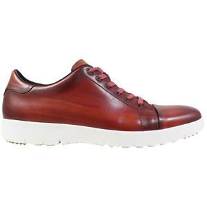 Stacy Adams Hawkins Cranberry Cap Toe Men's Sneakers