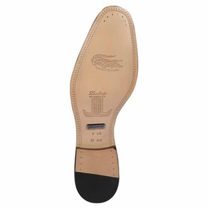 Lombardy Navy Lizard Men's Slip On Shoes