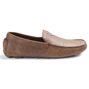 Vestigium Honey Rage Leather Driving Men's Loafers