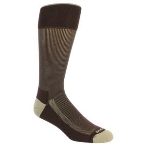 Remo Tulliani Dakota Pindot Pattern Brown & Multi Men's Socks