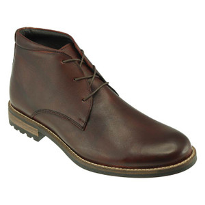 T.B. Phelps Acadia Chestnut North American Deerskin Men's Boot