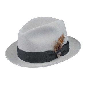 Dobbs Barrington Pearl Men's Fedora Hat