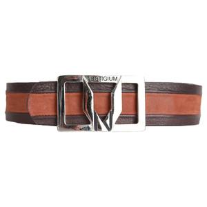 Vestigium Chedron Genuine Suede & Calf Leather Men's Belt