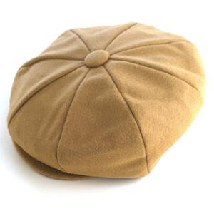 Dobbs Camel Big Apple  Wool Cap