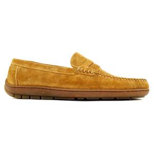 Alan Payne Edmond Mushroom Men's Slip-On Driver Loafers
