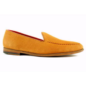 Alan Payne Meyers Armagnac Men's Apron Toe Loafers