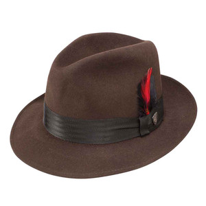 Dobbs Glen Cove Cordova Men's Fedora