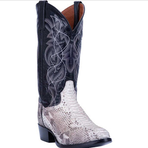Dan Post Natural Manning Python Men's Boot
