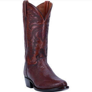 Dan Post Tan Winston Lizard Men's Boot