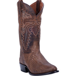 Dan Post Bay Apache Winston Lizard Men's Boot