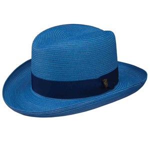 Dobbs El Dorado Straw Royal Firm Finish Men's Hat