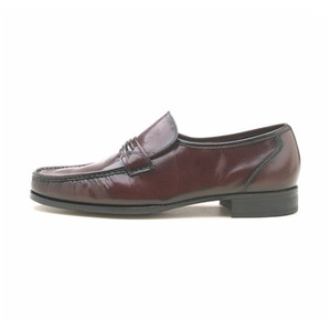 Florsheim Como Black Cherry Cavello Slip-On