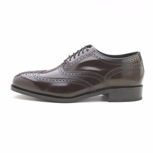 Florsheim Lexington Burgundy Leather Wing-Tip