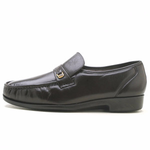 Florsheim Riva Brown Kidskin Loafer