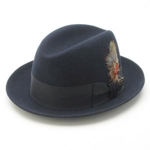 Dobbs Navy Randall Dress Hat