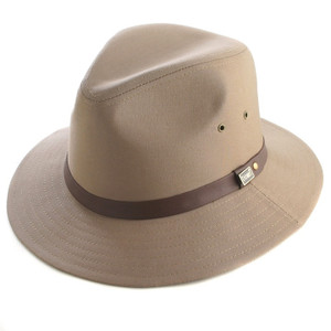 Dobbs Tan Sporty Hat