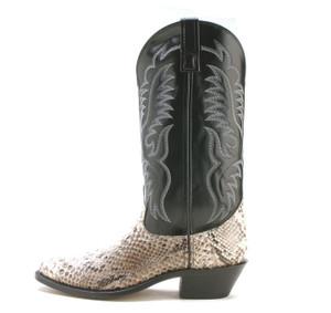 Laredo Natural Python Western Boot