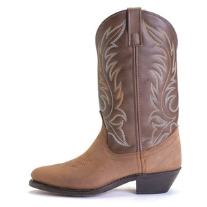 Laredo Kadi Tan Distressed Boot