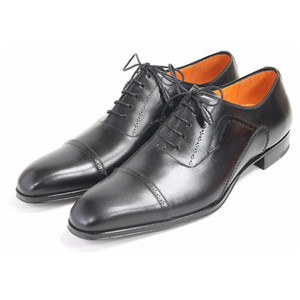 Mezlan Ghent Black Oxford